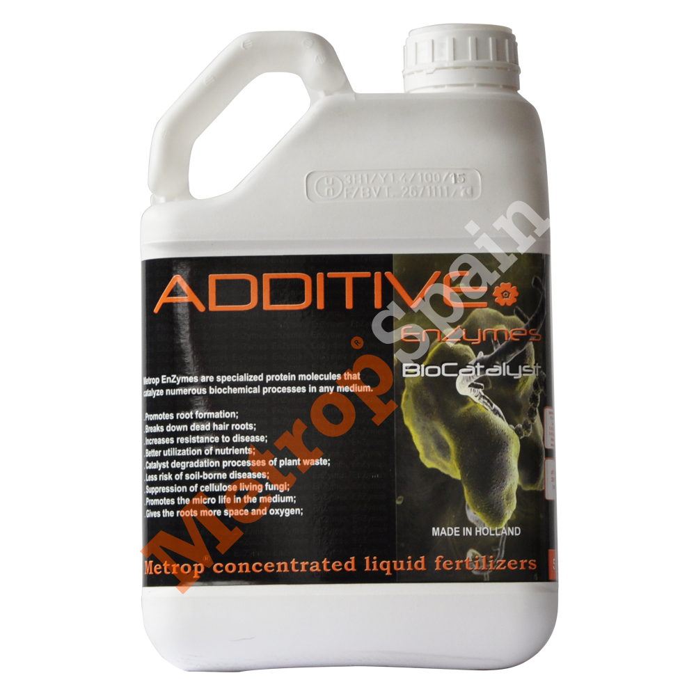 ENZYMES ADDITIVE 5L METROP